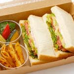 ◆ BLATサンド -Bacon avocado lettuce tomato sandwich-