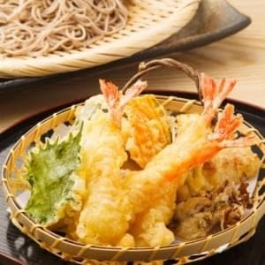 そば九天せいろ sobakyu tempura