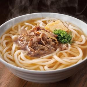 肉うどん【麺大盛】