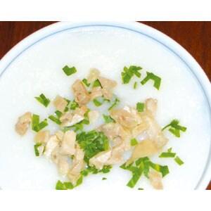 【51】鶏肉お粥