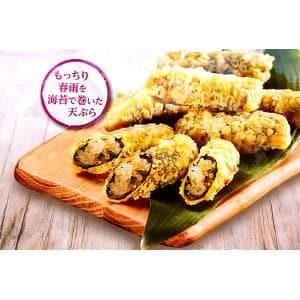 韓国海苔巻き天ぷら4個入り