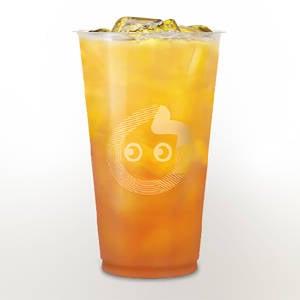 パッションフルーツ緑茶 COLD