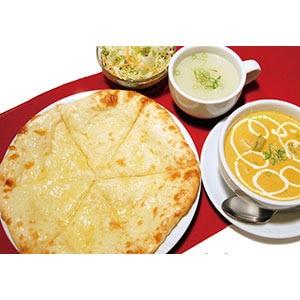 チーズナンセット Cheese Naan Set