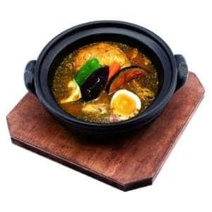 チキンカリー オリジナルスープ