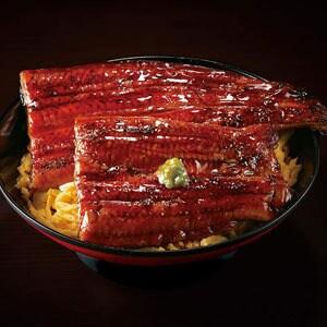 【T10】極 贅沢盛うなぎ丼