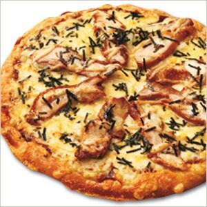 【半額】【店仕込】テリヤキチキンピザ