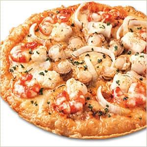 リトパのシーフードピザ Sサイズ