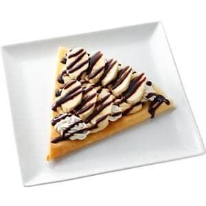 バナナ OR イチゴチョコカスタード生クリーム
