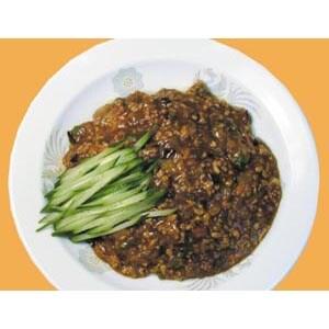 252 ジャージャー麺