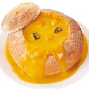 石釜スープパン 北海道パンプキンポタージュ
