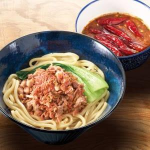 [時ノ葉監修]肉増し 坦々つけ麺