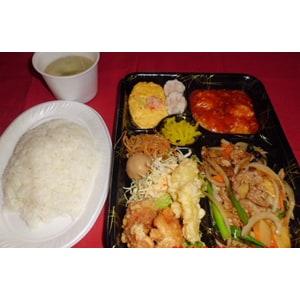 中華定食(C)