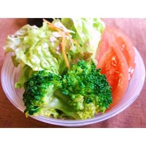 野菜サラダ(インドドレッシング)