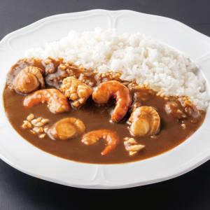 シーフードカレー レギュラー(300g)
