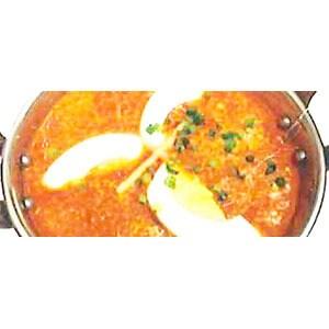 フィッシュマサラカレー(Fish Masala Curry)