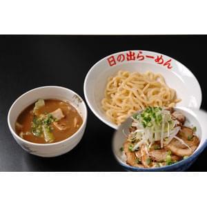 C152 【セット】剛つけ麺+チャーシュー丼