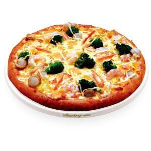 海の幸の贅沢ピザ Sサイズ