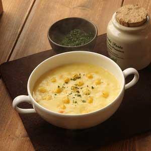 ピザーラ コーンクリームスープ