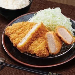 贅沢三元豚ミックスカツ弁当(豚ロース、ヒレカツ)