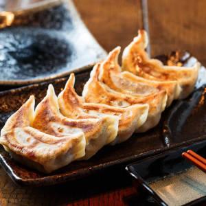 肉汁焼餃子(6個)