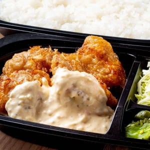 若鶏のチキン南蛮定食