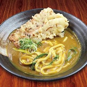 サクッと「ちくわ天ぷら」特製カレー
