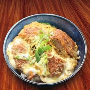 【天然広島産】猪肉で作るカツ丼 山椒風味