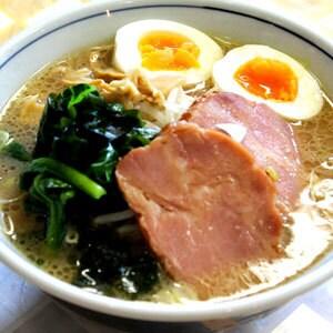 【201】玉子麺