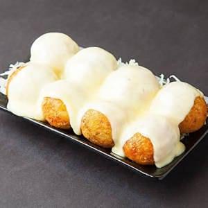 揚げたこ焼き8個 ※バリエーション9種あり チーズ(8個)