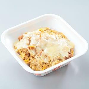 チーズカツ丼弁当 【梅】 80gロース