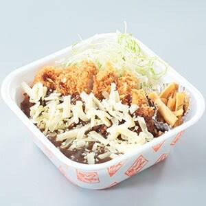 チーズカツカレー弁当 【梅】 80gロース
