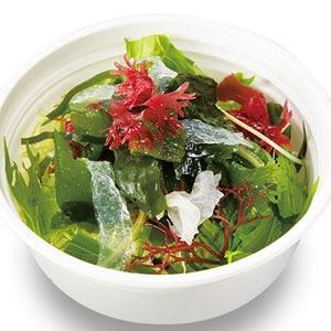 かつや 海藻サラダ