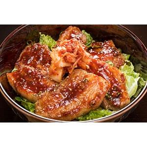 辛味噌サムギョプサル丼