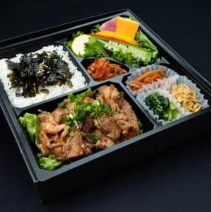 【KY25】カルビ焼肉弁当 100g