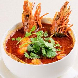 トムヤムクンスープ/Tom Yam Kung Soup