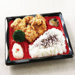 【A1】鶏の唐揚げ弁当