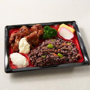 【B3】十六穀米のチキン南蛮弁当