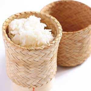 カオニャオ(タイ産もち米)