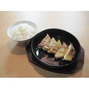 鉄鍋餃子セット