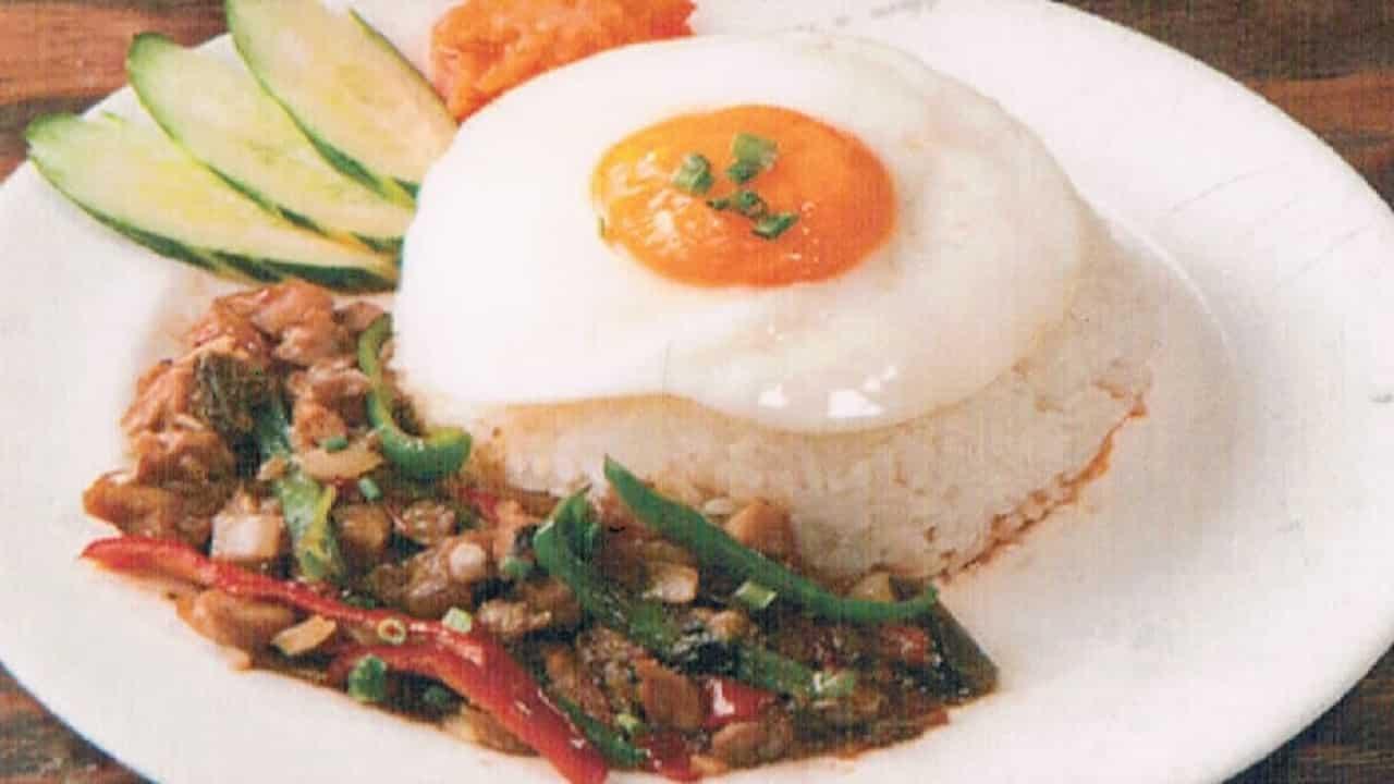 ガパオライス gappu rice