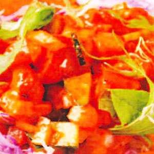 タンドリーチキンサラダ tondori chicken salad