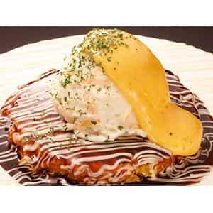 ポテサラ焼き Potesara grilled