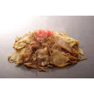 豚ソース焼きそば Pork sauce yakisoba