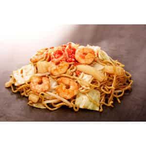 海鮮ソース焼きそば Yakisoba with seafood sauce