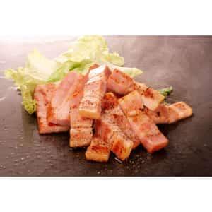厚切りベーコン Thick cut bacon