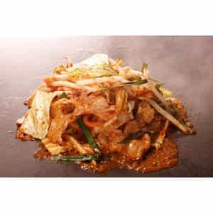 豚キムチ炒め Fried Pork kimchi
