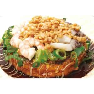 海鮮納豆焼き Seafood natto grilled