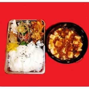 【リピーター続出】マーボ豆腐定食