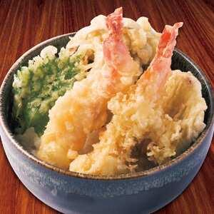 天ぷら盛り丼