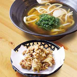 【温】鶏天ぷら